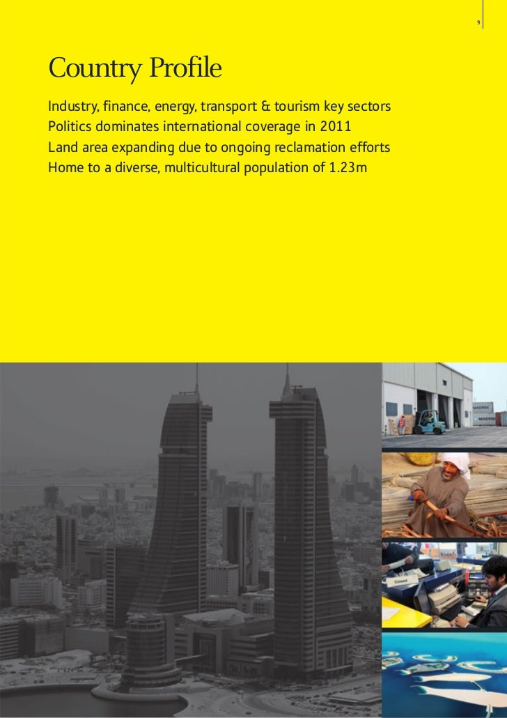 Oxford Business Group - Bahrain 2012 Report