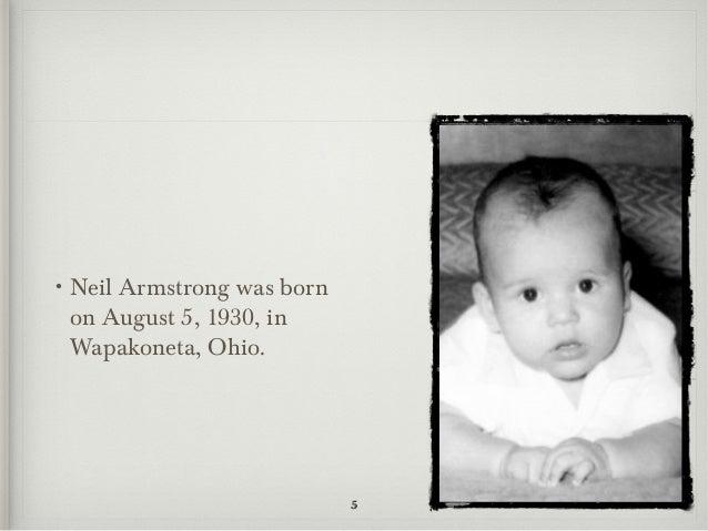 neil armstrong born cincinnati ohio - photo #6