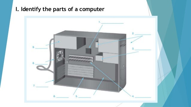 02 Computer Parts And Ports