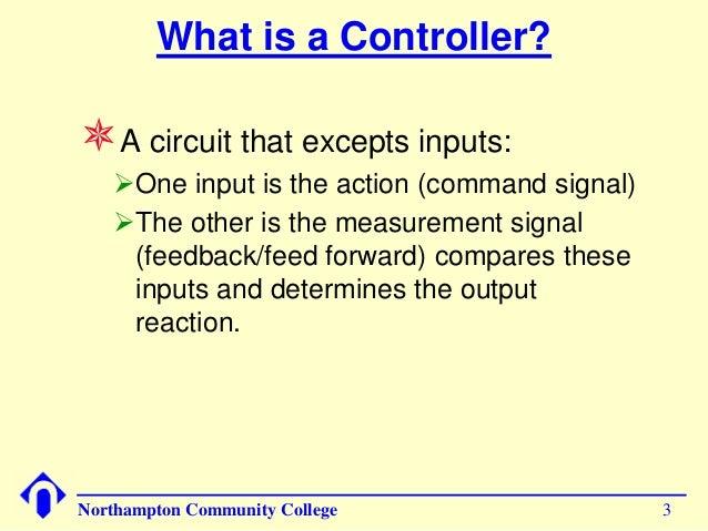 Control Systems Basics Slide 3