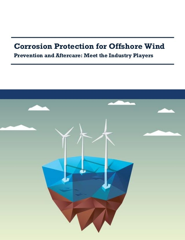 Corrosion Protection for Offshore Wind Prevention and Aftercare: Meet the Industry Players