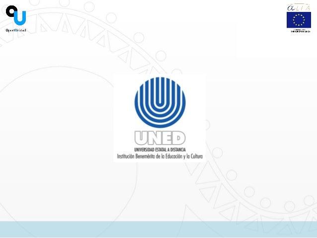 """Pre-conferencia OportUnidad Webinar """"Principios y estrategias de educación abierta para incentivar la innovación docente""""..."""