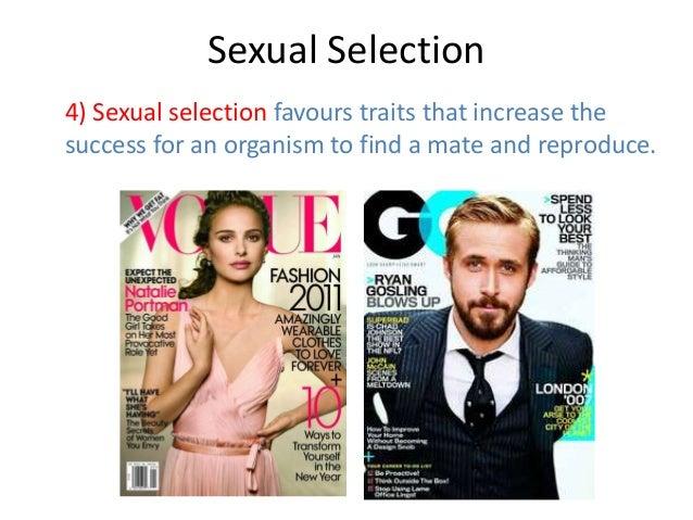 Sexually selected human traits