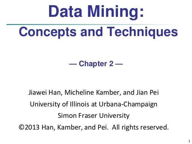 a summary of two data mining techniques Data mining tasks – techniques for data mining – data mining directions and  trends • data mining process – the process overview – the process in detail.