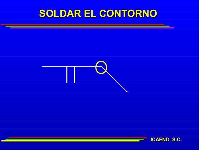 SOLDAR EL CONTORNO                ICAEND, S.C.