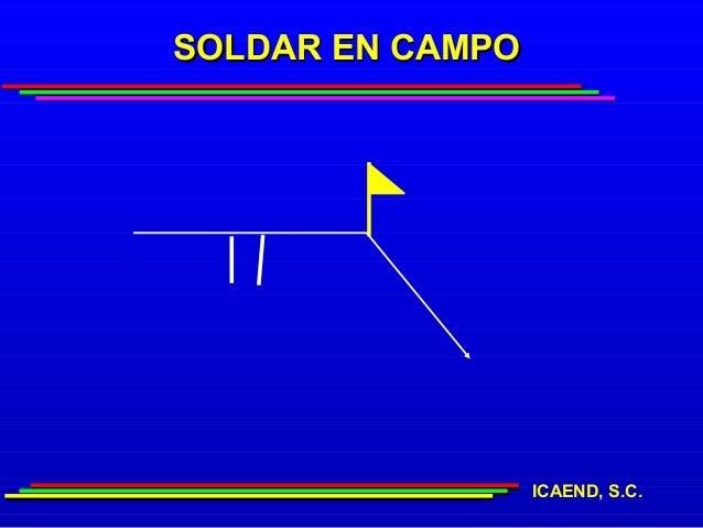 SOLDAR EN CAMPO                  ICAEND, S.C.