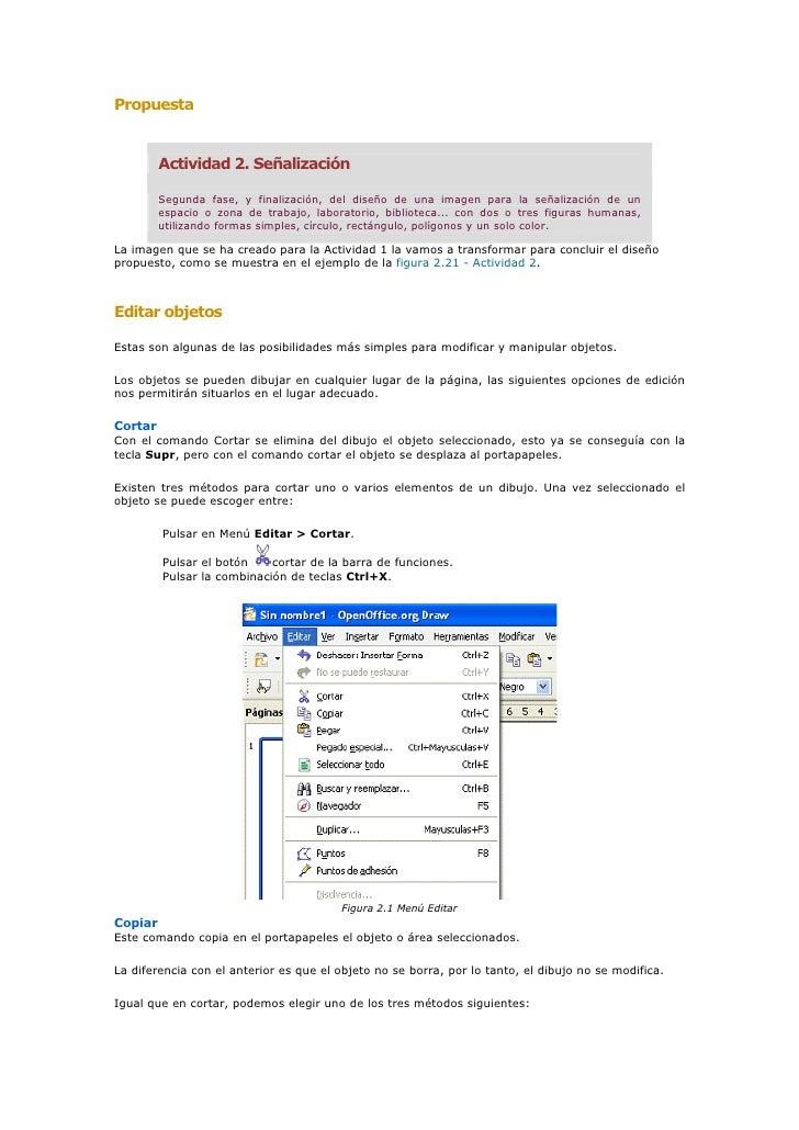 Propuesta            Actividad 2. Señalización           Segunda fase, y finalización, del diseño de una imagen para la se...