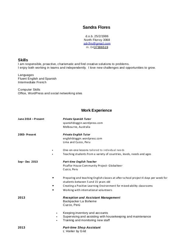 cover letters examples resume fluent in resume ideas 1559