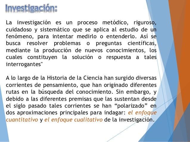 Enfoques De Investigacion Slide 2