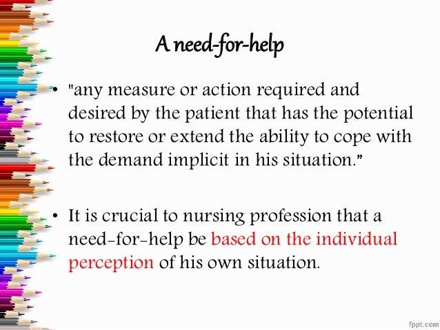 wiedenbach nursing theory