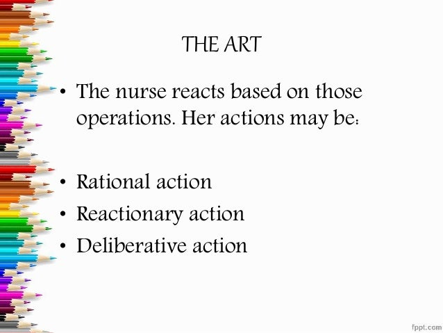 helping art of clinical nursing Meanwhile, the art of nursing is more than a great deal of science  in the past 7  years that i have been a clinical instructor, i have seen so.