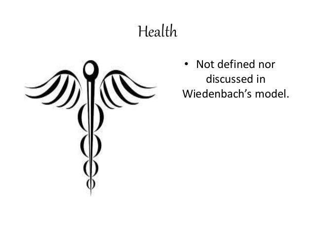 ernestine wiedenbach theory