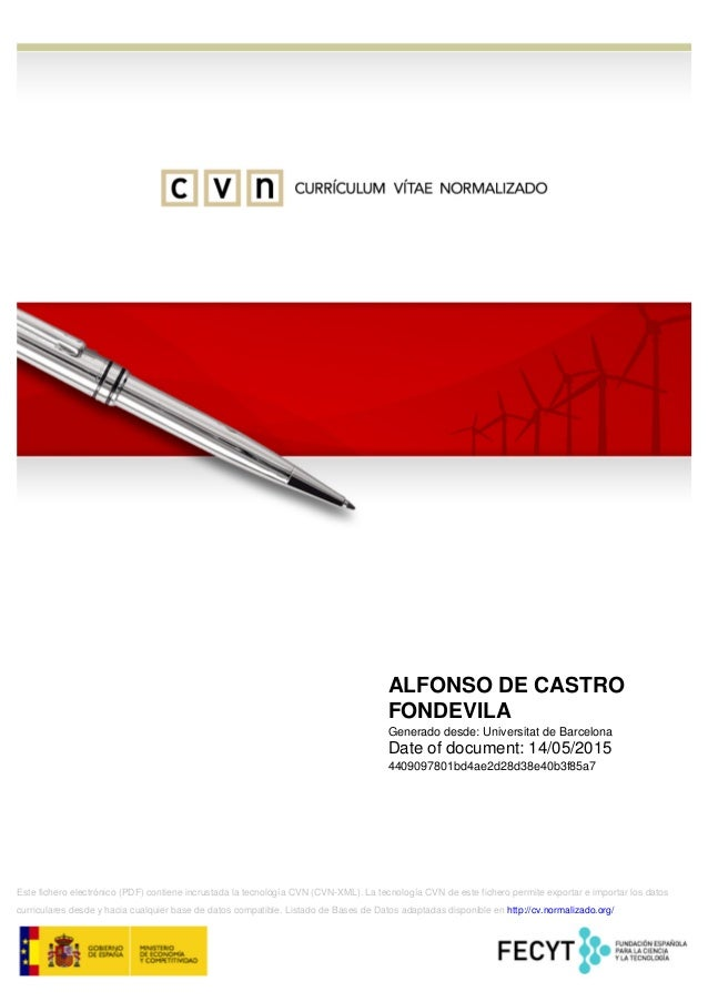Este fichero electrónico (PDF) contiene incrustada la tecnología CVN (CVN-XML). La tecnología CVN de este fichero permite ...