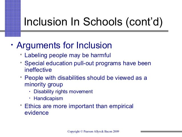 6 Reasons for Fully Including Children with Special Needs in Regular Classrooms