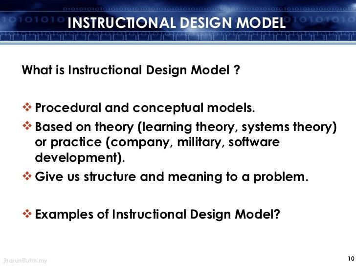 instructional design definition
