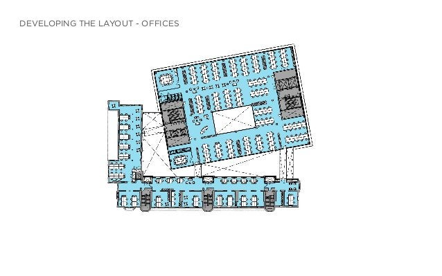 DEVELOPING THE LAYOUT - OFFICES