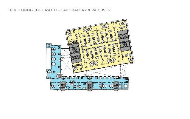 DEVELOPING THE LAYOUT - LABORATORY & R&D USES