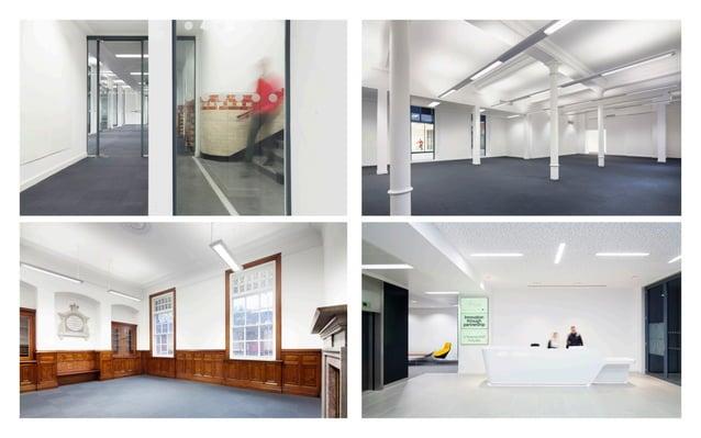 AfH Design Awards Winner 2015 Best Conversion Project Award - Citylabs, Manchester – Sheppard Robson