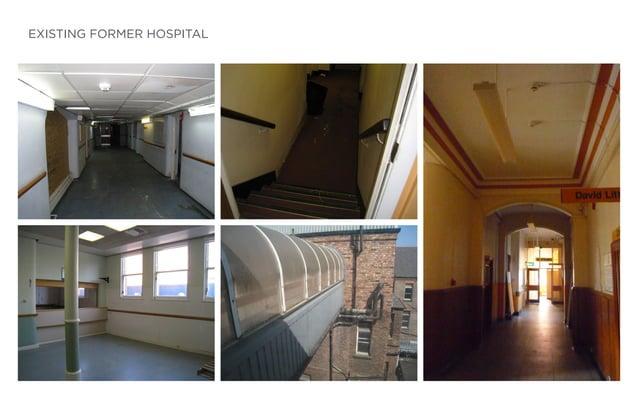 EXISTING FORMER HOSPITAL