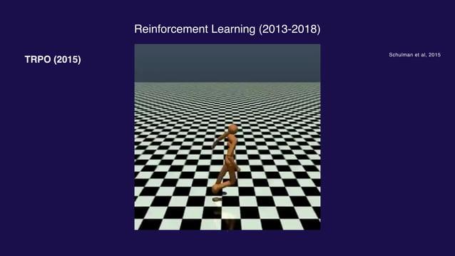 Reinforcement Learning (2013-2018) AlphaGo (2016) Silver et al, 2016