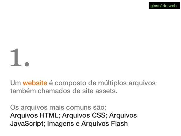 Imagens São arquivos de informação binária, renderizadas visualmente pelos navegadores. Os arquivos de uso corrente são o ...