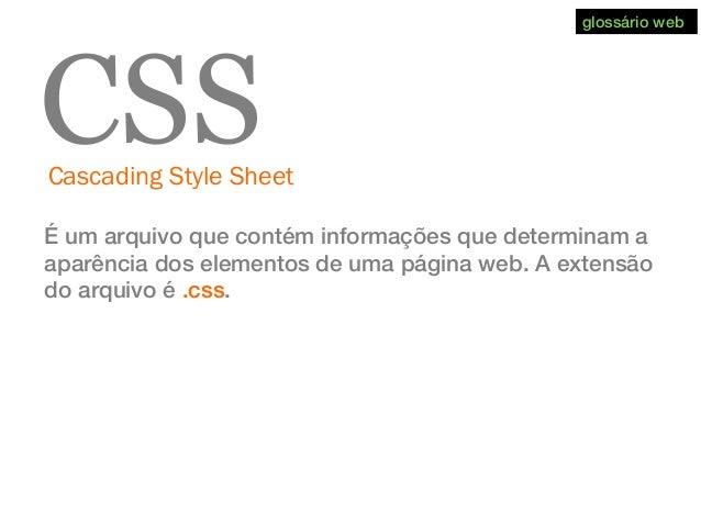 Um website também e um elemento de interface entre as pessoas e algum conteúdo de informação. Fazer um website envolve: En...