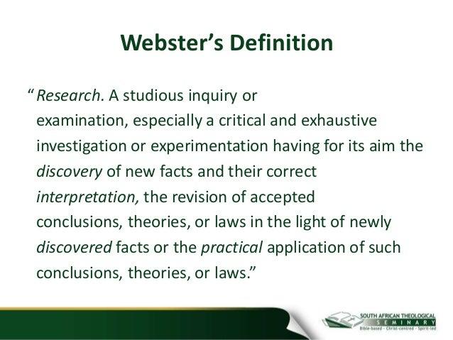 Delightful 6. Websteru0027s Definition U201c ...
