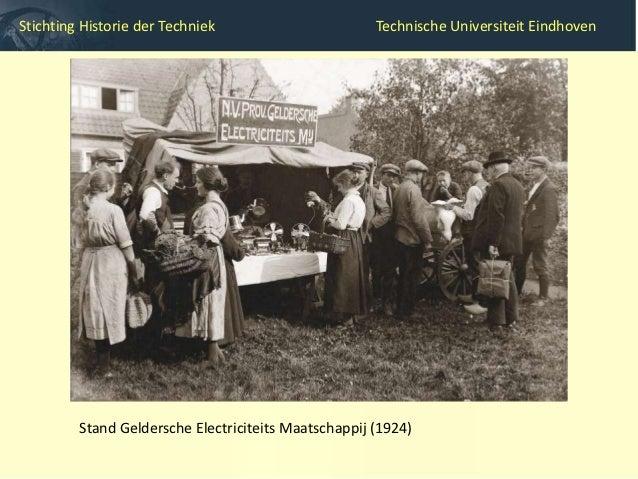 Stichting Historie der Techniek                       Technische Universiteit Eindhoven           Demonstratiezaal Gemeent...