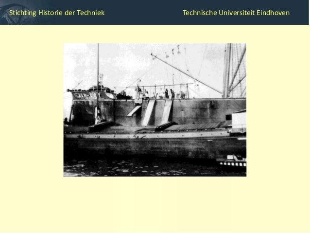 Stichting Historie der Techniek                   Technische Universiteit Eindhoven      Graanelevators in Rotterdamse hav...