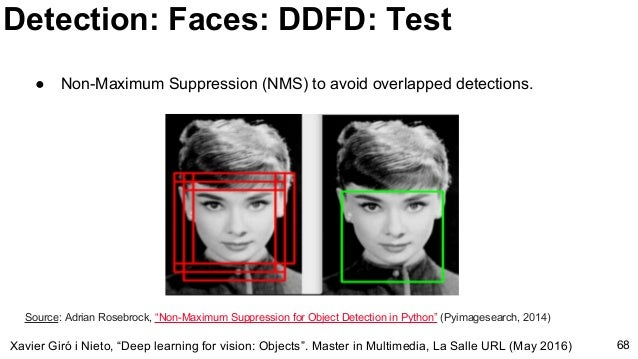 Deep Learning for Computer Vision (2/4): Object Analytics @ laSalle 2…