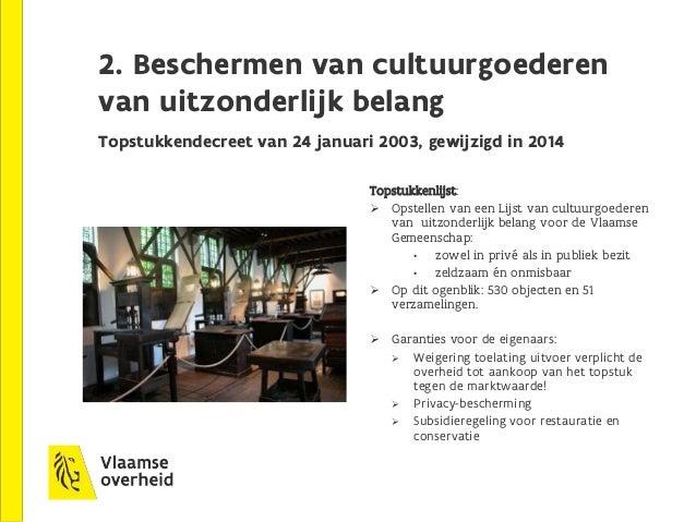 3. Borgen van immaterieel cultureel erfgoed