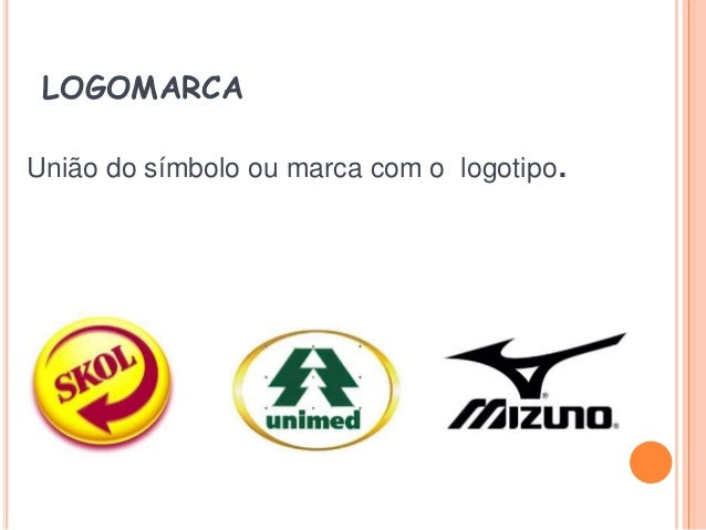 LOGOMARCA União do símbolo ou marca com o logotipo.