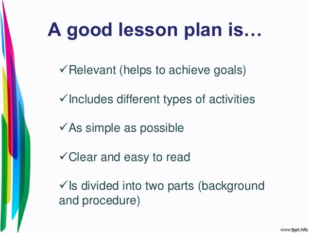 lesson plan defining aims Next, the lesson will define what goals and objectives are and describe their characteristics after, the lesson discusses how to set effective goals and objectives the lesson ends with a goal setting exercise  setting effective goals and objectives teaching plan  lesson objective: comprehend how to set attainable goals and objectives.