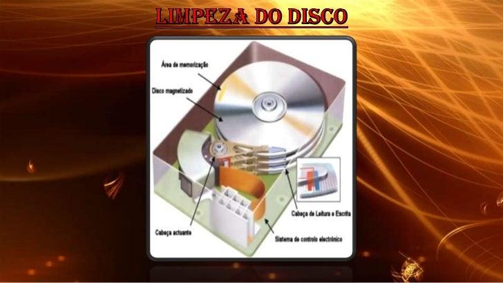 Limpeza do Disco<br />