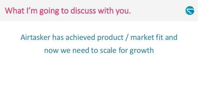 How to Roadmap Beyond Product Market Fit - Jen Flynn - Airtasker