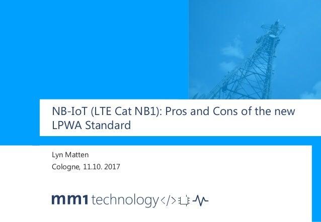 Titelbild immer bis zu den Kanten führen Eine Sammlung by Bildern für Power Point findet ihr hier. NB-IoT (LTE Cat NB1): P...