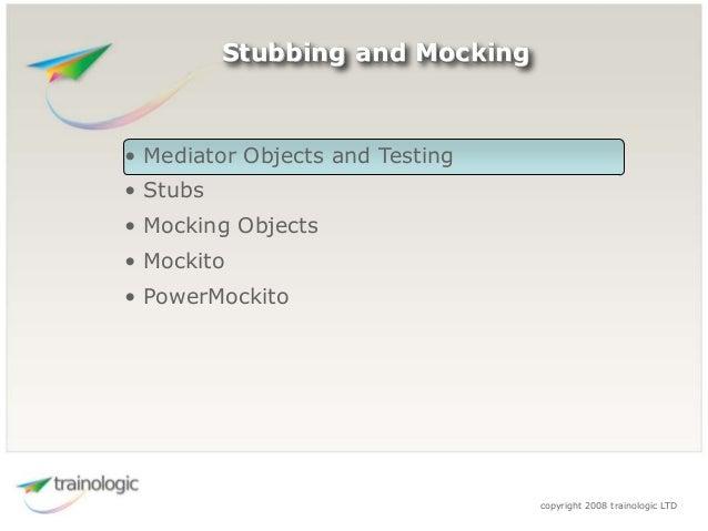 Mockito Slide 2