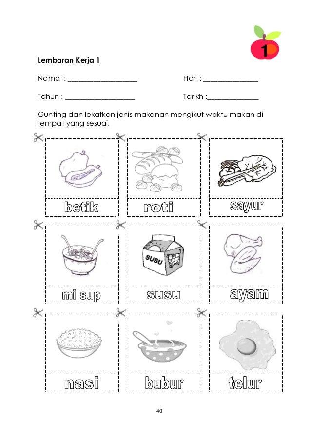 02 modul pengajaran pend kesihatan thn 1