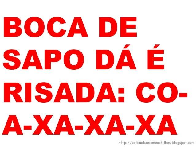 O PATO RIPARA OSAPO.