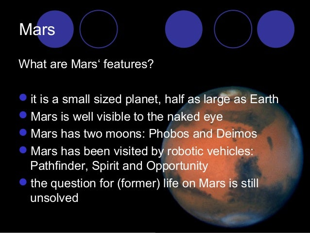 what are the visible characteristics of the planets and moons in our solar system - photo #15