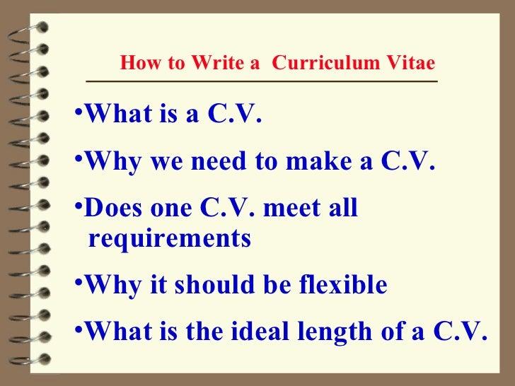 how-to-make-a-curriculum-vitae
