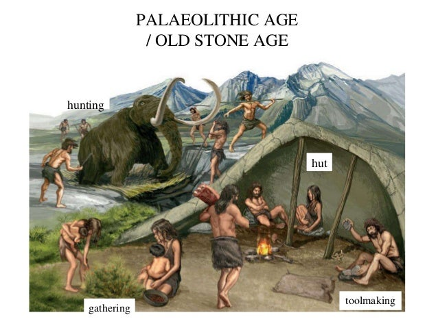 prehistory basic vocabulary
