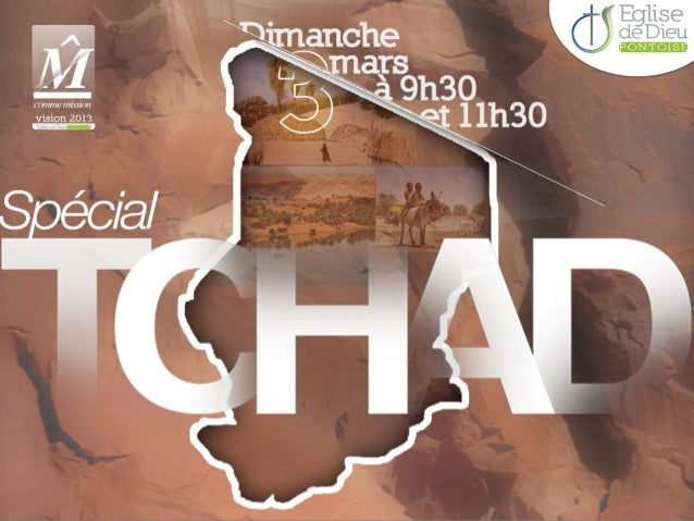Joie des Tchadiens