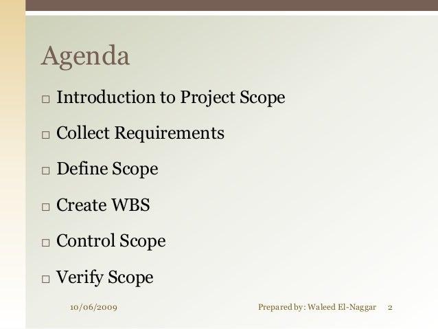 02 project scope management Slide 2