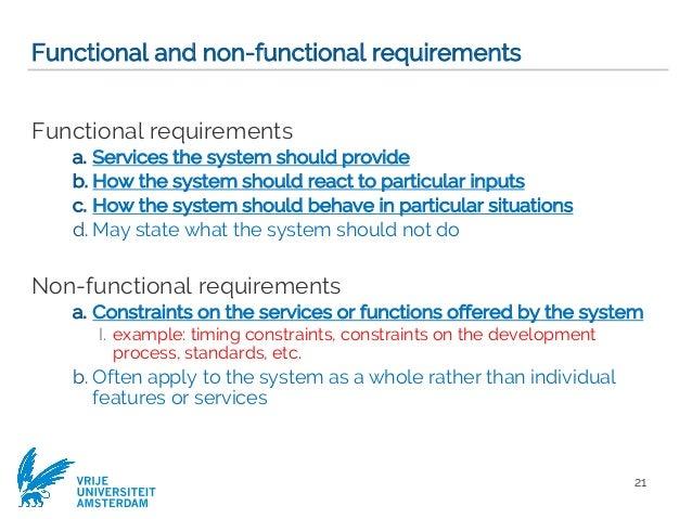 Requirements engineering with uml software modeling computer scien 21 vrije universiteit amsterdam functional maxwellsz