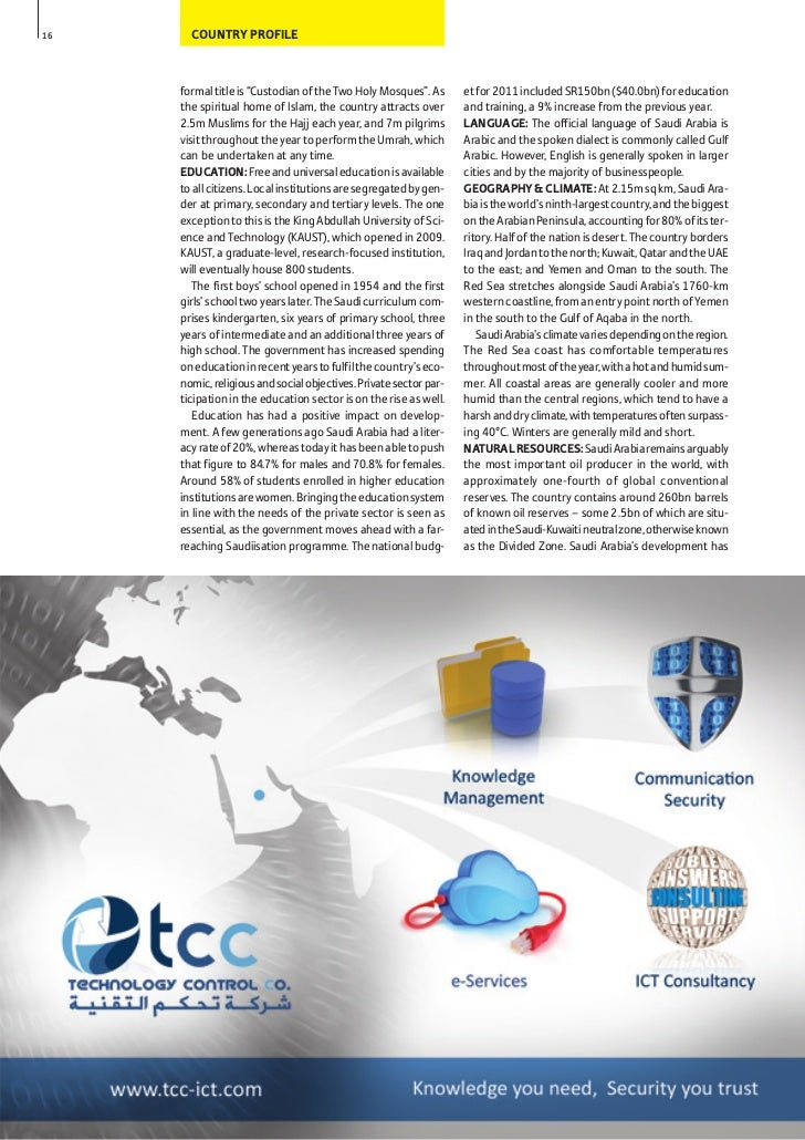 Oxford Business Group - South Africa 2012 Report Part 2