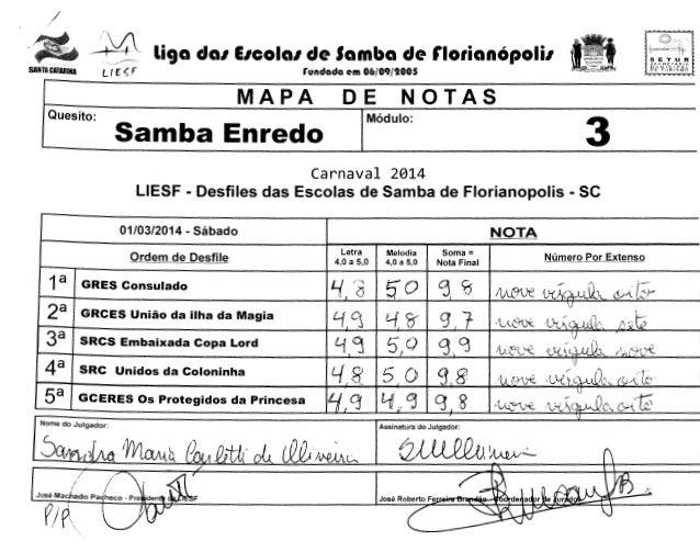 ./  - tC l ((  SANTA CATARINA  ~  liga da1 E1cola1 de Samba de flotianOpolil  f  SETUR SECR:r:: fAH!A  t'~J t;!l1 /~l£~h  ...