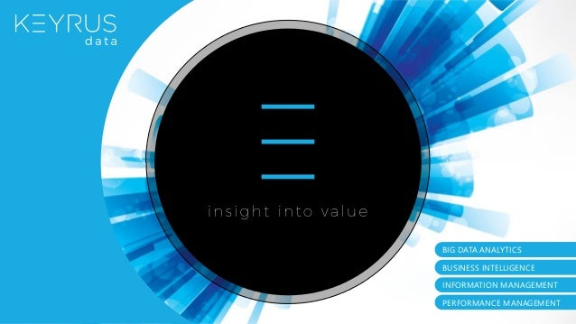 BIG DATA ANALYTICS BUSINESS INTELLIGENCE INFORMATION MANAGEMENT PERFORMANCE MANAGEMENT