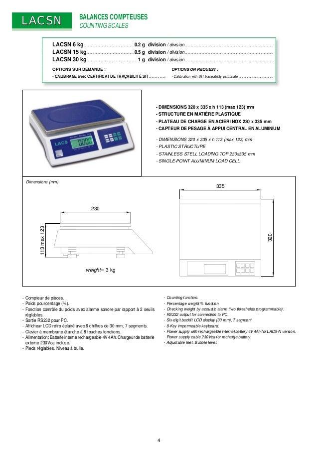 catalogues produits 02 balances modules et plateformes de pesage. Black Bedroom Furniture Sets. Home Design Ideas