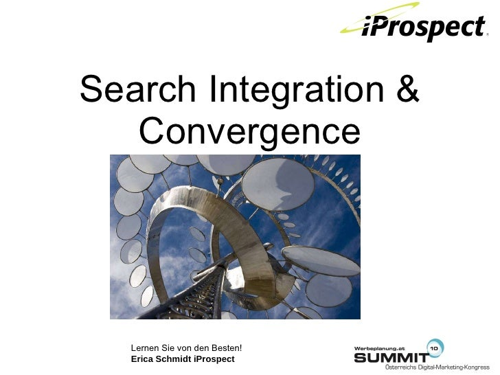 Search Integration & Convergence